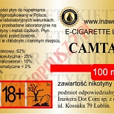 CAMTAST 12mg/ml poj. 100ml LIQUID INAWERA