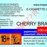 CHERRY-BRANDY 24mg/ml poj. 100ml DUETY INAWERA LIQUID