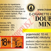 DOUBLE MINT  6mg/ml poj. 10ml INAWERA LIQUID