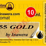 555 Gold by Inawera E-Aromat 10ml