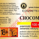 CHOCOMINT  6mg/ml poj. 100ml INAWERA LIQUID