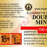 DOUBLE MINT 12mg/ml poj. 100ml INAWERA LIQUID