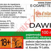 DAWID 18mg/ml poj. 100ml LIQUID INAWERA