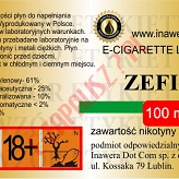 ZEFIR 18mg/ml poj. 100ml LIQUID INAWERA