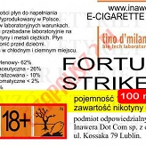 FORTUNA STRIKE  6mg/ml poj. 100ml LIQUID INAWERA
