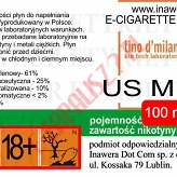 US MIX 18mg/ml poj. 100ml LIQUID INAWERA