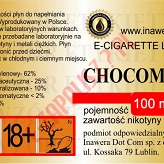 CHOCOMINT 12mg/ml poj. 100ml INAWERA LIQUID