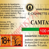 CAMTAST 18mg/ml poj. 100ml LIQUID INAWERA