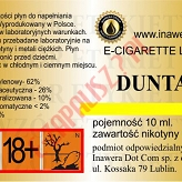 DUNTAST  6mg/ml poj. 10ml INAWERA LIQUID