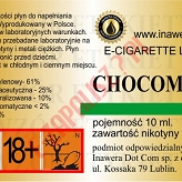 CHOCOMINT 18mg/ml poj. 10ml LIQUID INAWERA