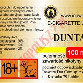 DUNTAST  6mg/ml poj. 100ml INAWERA LIQUID