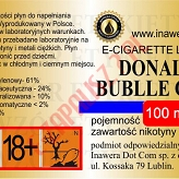 DONALD BUBBLE GUM 24mg/ml poj. 100ml INAWERA LIQUID
