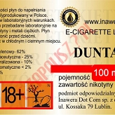DUNTAST 12mg/ml poj. 100ml INAWERA LIQUID