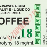 COFFEE 18mg/ml poj. 10ml BAYCA LIQUID