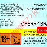 CHERRY-BRANDY  6mg/ml poj. 100ml DUETY INAWERA LIQUID