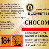 CHOCOMINT 12mg/ml poj. 10ml LIQUID INAWERA