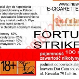 FORTUNA STRIKE 12mg/ml poj. 100ml LIQUID INAWERA