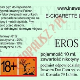EROS 18mg/ml poj. 10ml BAYCA LIQUID