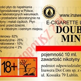 DOUBLE MINT 12mg/ml poj. 10ml INAWERA LIQUID