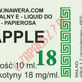 APPLE 18mg/ml poj. 10ml BAYCA LIQUID