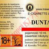 DUNTAST 12mg/ml poj. 10ml INAWERA LIQUID